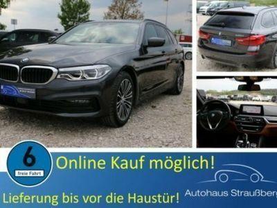 gebraucht BMW 530 d Touring Sportline NP:89.000€ ACC AHK DAB