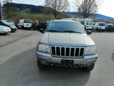 gebraucht Jeep Grand Cherokee 4.7