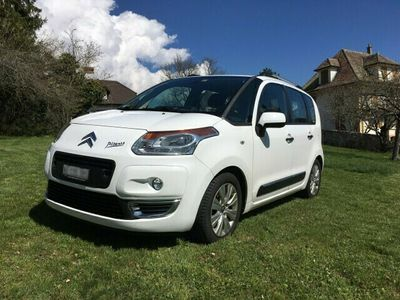 gebraucht Citroën C3 Picasso 1.6i 16V Exclusive