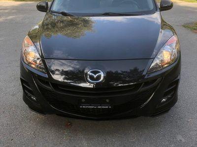 gebraucht Mazda 3 dizel frisch mfk ab Platz ohne garanti klm 103000