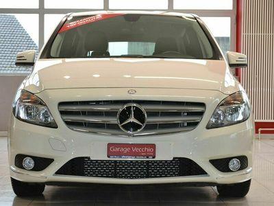 gebraucht Mercedes B220 CDI