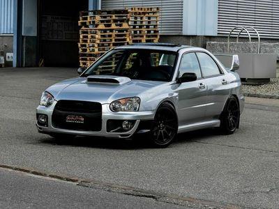 gebraucht Subaru Impreza 2.0 Turbo 4WD WRX STI Look