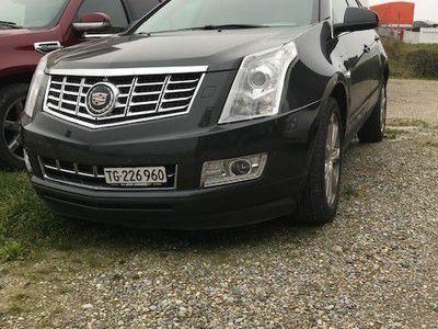 gebraucht Cadillac SRX Wunderschöner SUV Teuerste Ausführung, 3.6L