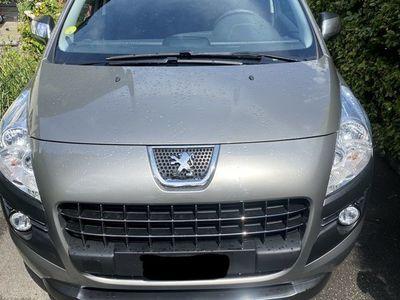 gebraucht Peugeot 3008 1.6 HDI STYLE GEPFEGT