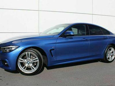 gebraucht BMW 420 Gran Coupé 4er Reihe F36 Gran Coupé d xDrive