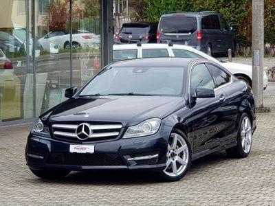 gebraucht Mercedes C350 Coupé AMG Sport-Paket 7G-Tronic