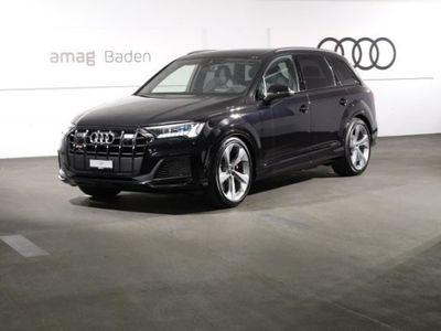 gebraucht Audi SQ7 4.0 TDI quattro tiptronic