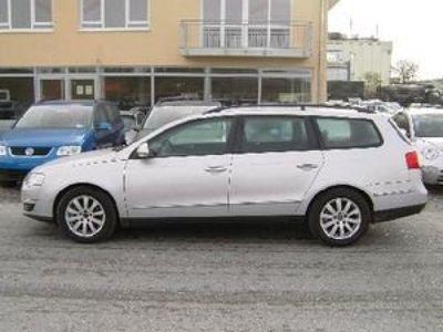 gebraucht VW Passat Variant Sportline 2.0 TDI 103kW (140PS) 6