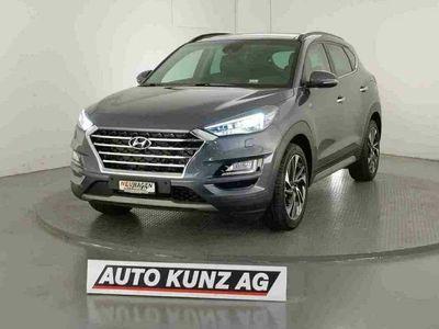 gebraucht Hyundai Tucson 1.6 TGDI Diamond Edition Plus 4WD Aut.