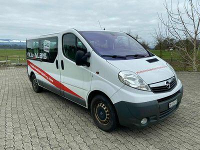 gebraucht Opel Vivaro Kombi 2.9 t L2 H1 2.0 CDTI 114