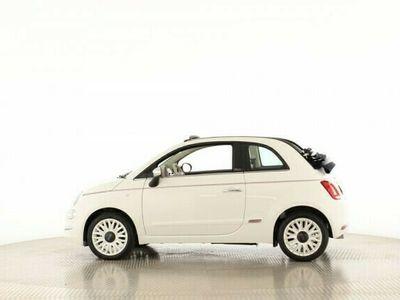 gebraucht Fiat 500C 1.2 Dolcevita Dual.