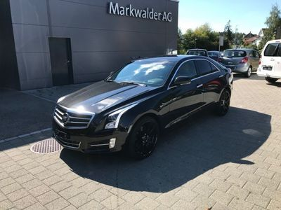 gebraucht Cadillac ATS Sedan 2.0 Turbo Premium AWD Automatic