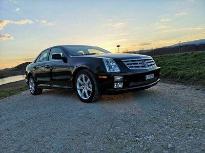 gebraucht Cadillac STS 4.6 V8 AWD Sport&Luxury