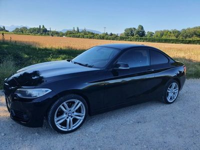 gebraucht BMW 220 2er i Modern Line Steptronic