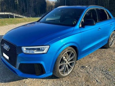 gebraucht Audi RS3 RS Q3 RSQ3 Top Zustand RS Q3Top Zustand