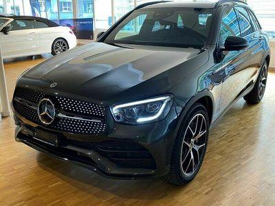 gebraucht Mercedes GLC300 d AMG Line 4Matic 9G-Tronic