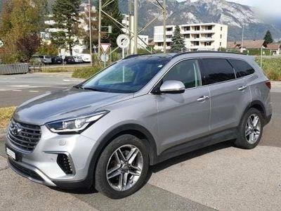 gebraucht Hyundai Santa Fe Gr.SantaFe 2.2 CRDI Executive 4WD Autom