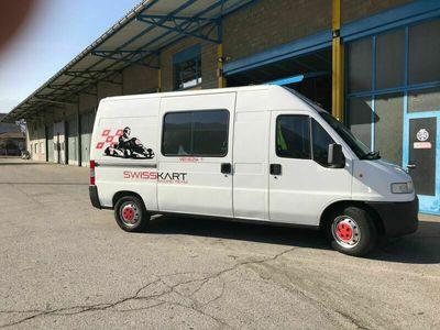 gebraucht Fiat Ducato PREDISPOSTO PER GO KART