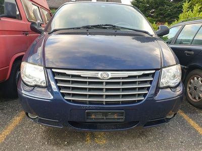 gebraucht Chrysler Voyager Grand Voy. 2.8 CRD LTD Automatic
