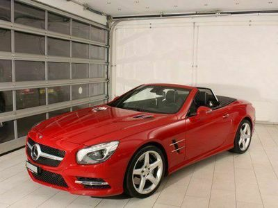 gebraucht Mercedes SL500 V8