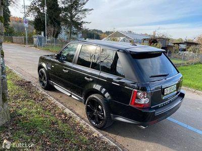 gebraucht Land Rover Range Rover Sport SPORT Range 5.0 V8...