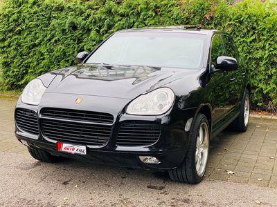 gebraucht Porsche Cayenne Turbo RINSPEED