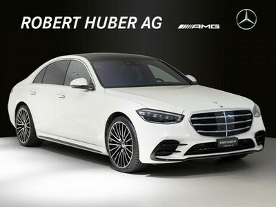 gebraucht Mercedes S500 4Matic AMG Line 9G-Tronic