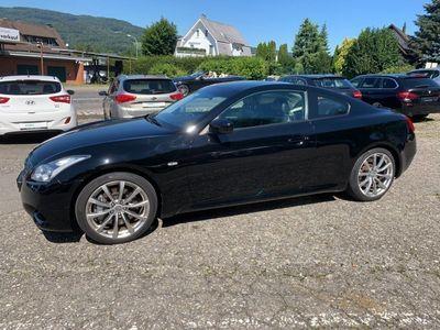 gebraucht Infiniti G37 Coupé S Premium Automatic