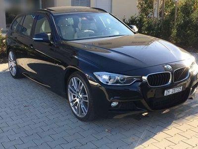 gebraucht BMW 330 3er d x-Drive M Tech