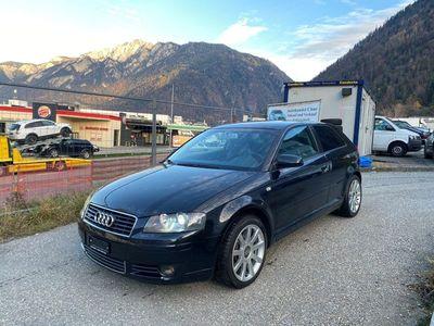 gebraucht Audi A3 3.2 Ambition V6 quattro