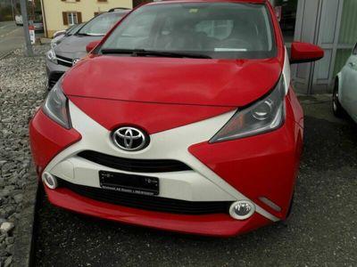 gebraucht Toyota Aygo Aygo KleinwagenKleinwagen