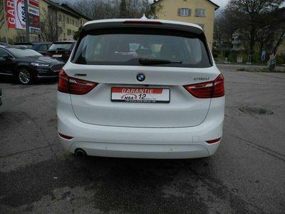 gebraucht BMW 218 Gran Tourer 2er 218 Gran Tourer d xDrive Steptronic