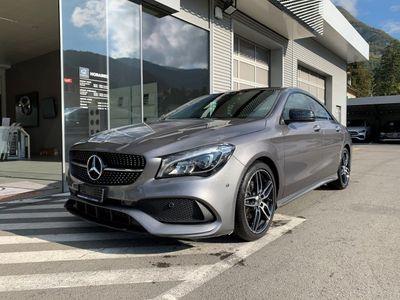 gebraucht Mercedes CLA200 d AMG Line