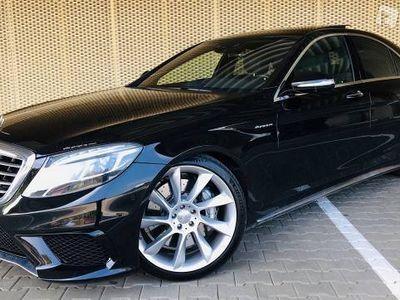 gebraucht Mercedes S63 AMG AMG Speedshift MCT 16'000 km 10.2013