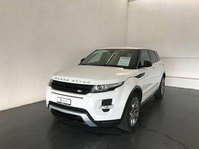 gebraucht Land Rover Range Rover evoque 2.0 Si4 Dynamic