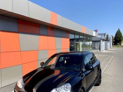 gebraucht Porsche Cayenne Turbo Facelift