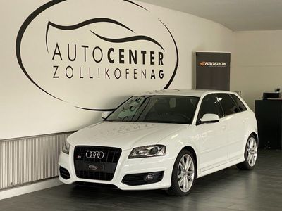 gebraucht Audi S3 Sportback 2.0 TFSI quattro S-tronic