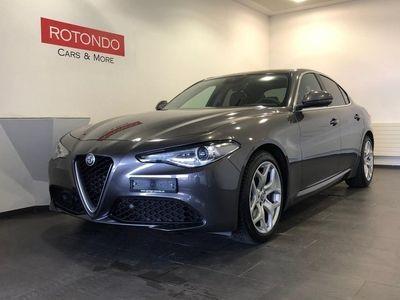 gebraucht Alfa Romeo Giulia 2.0 Super Automatic