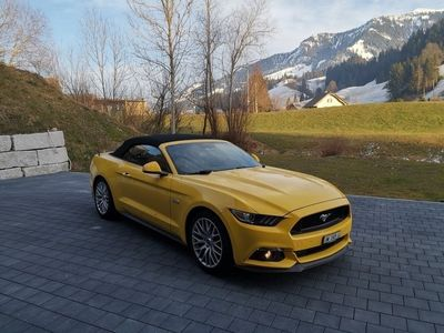 gebraucht Ford Mustang GT Convertible 5.0 V8 Automat