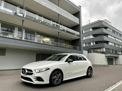 gebraucht Mercedes A250 A-Klasse MercedesAMG-Lline