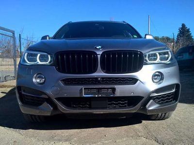 gebraucht BMW X6 M50d F16