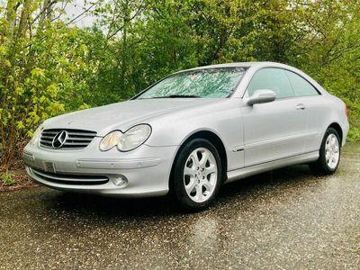 gebraucht Mercedes CLK320 CLK Durch Firmenkonkurs Mercedes Benz