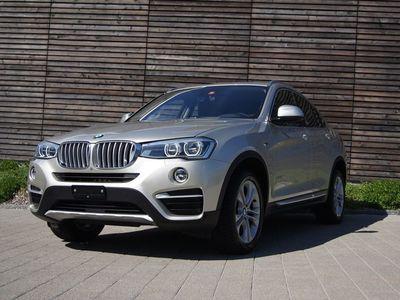 gebraucht BMW X4 xDrive 35i xLine Steptronic