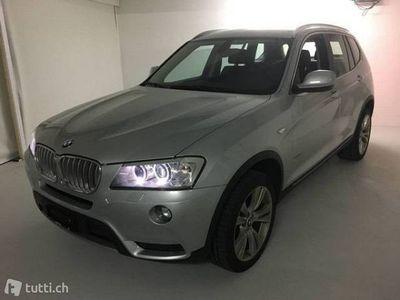 gebraucht BMW X3 35d xDrive