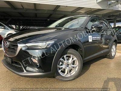 gebraucht Mazda CX-3 SKYACTIV-G 121 Ambition FWD Automat