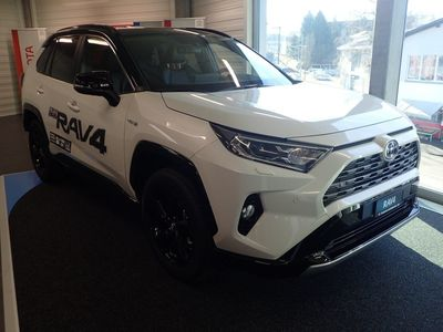 gebraucht Toyota RAV4 2.5 HSD Style e-CVT 2WD