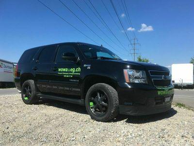 gebraucht Chevrolet Tahoe Tahoe Hybrid 4x4Hybrid 4x4