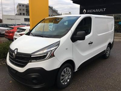 gebraucht Renault Trafic 2.0 Energy dCi 120 3.0t Business L1H1
