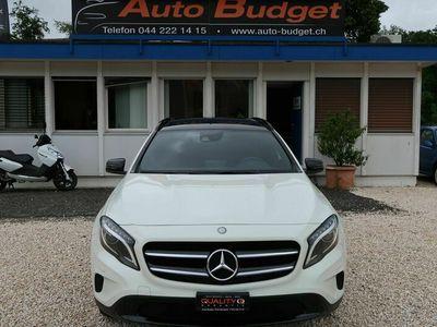 gebraucht Mercedes GLA200 Night Star 7G-DCT
