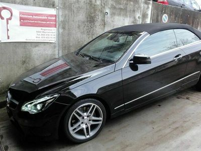 gebraucht Mercedes E250 7G-Tronic *Cabriolet*